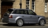 2008 Range Rover Kahn Cosworth Sport 300. Image by Kahn.