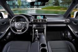 2013 Lexus IS. Image by Lexus.