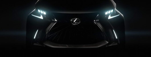 Is this Lexus' MINI? Image by Lexus.