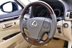 2013 Lexus LS. Image by Lexus.