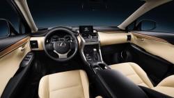 2014 Lexus NX. Image by Lexus.