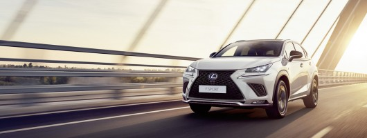 First drive: 2018 Lexus NX. Image by Lexus.