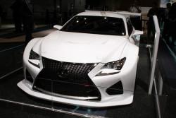 2016 Lexus RC F GT. Image by Newspress.