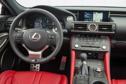 2015 Lexus RC F. Image by Lexus.