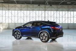 2015 Lexus RX. Image by Lexus.