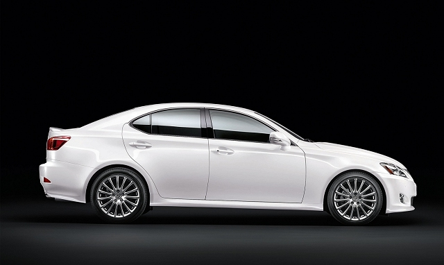 2010 Lexus Is 250 F Sport Image By