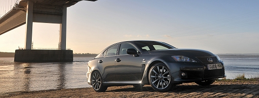 Week at the wheel: Lexus IS F. Image by Lexus.