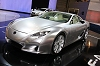 2008 Lexus LF-A. Image by Newspress.
