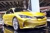 2009 Lexus LF-Ch concept.
