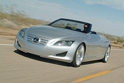 2004 Lexus LF concept. Image by Lexus.