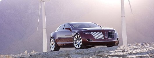 New Lincoln concept has global appeal. Image by Lincoln.