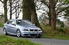 2008 BMW 330d saloon. Image by Shane O' Donoghue.