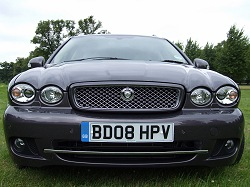 2008 Jaguar X-Type Estate. Image by Dave Jenkins.