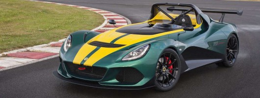 3-Eleven is fastest Lotus yet. Image by Lotus.