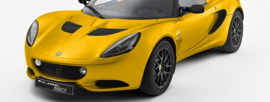 Lotus celebrates Elise's 20th birthday. Image by Lotus.