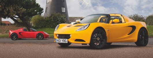 Lotus Elise Sport and Sport 220 announced. Image by Lotus.