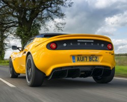 Cracking new Elise Sprint. Image by Lotus.
