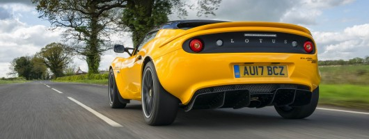 First drive: Lotus Elise Sprint 220. Image by Lotus.