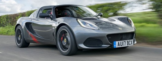Lotus puts Elise on a diet. Image by Lotus.