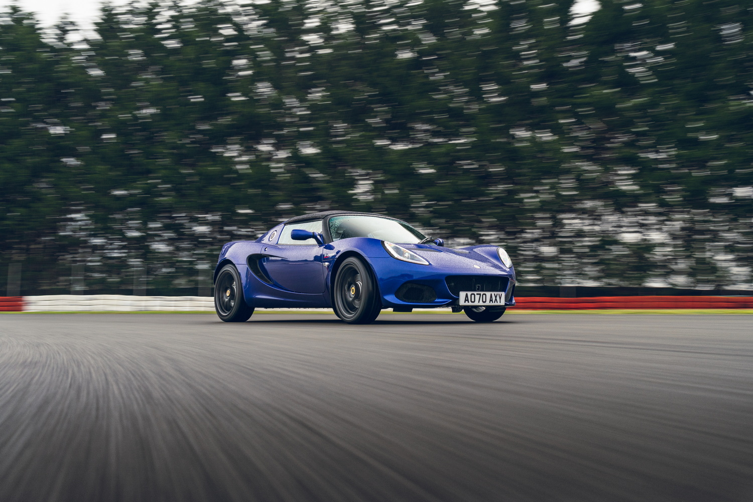 First drive: Lotus Elise Sport 240 Final Edition. Image by Lotus.