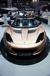 2010 Lotus Evora 414E Hybrid.