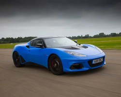 Lotus Evora GT410 Sport. Image by Lotus UK.