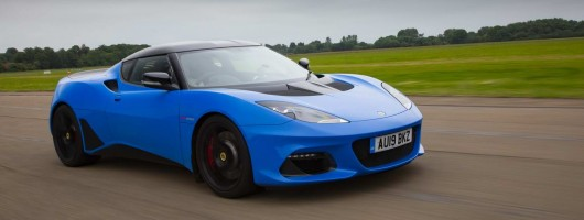 First drive: Lotus Evora GT410 Sport. Image by Lotus UK.