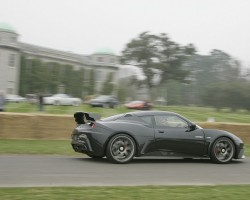 Riding in the Evora GTE. Image by Lotus.