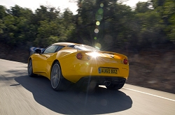 2011 Lotus Evora S. Image by Lotus.