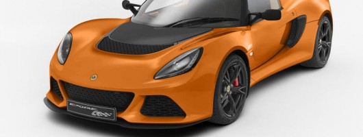 Lotus turns Exige S into focused Club Racer. Image by Lotus.