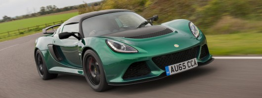 Lotus launches £55,900 Exige Sport 350. Image by Lotus.