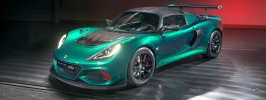 Lotus announces Exige Cup 430. Image by Lotus.