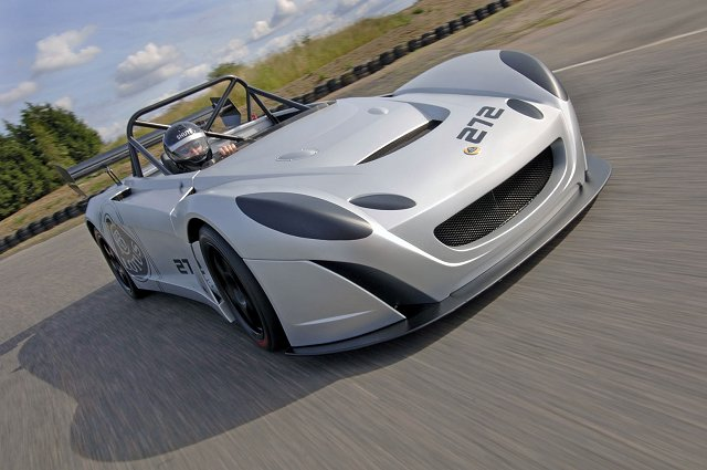 2005 Lotus Circuit Car. Image by Lotus.