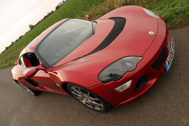 The Car Enthusiast Image Gallery 2006 Lotus Europa S