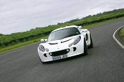 2006 Lotus Exige S. Image by Shane O' Donoghue.