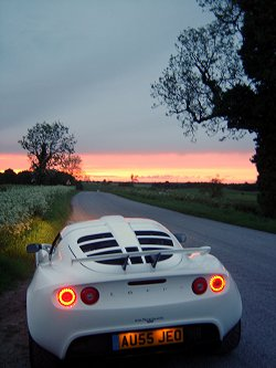 2006 Lotus Exige S. Image by James Jenkins.