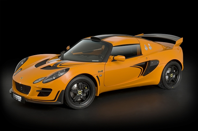 Harder, faster, stronger Lotus. Image by Lotus.