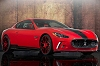 Hooker-chic GranTurismo. Image by Mansory.