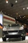 Porsche Cayenne. Photograph by Mark Sims. Click here for a larger image.