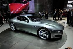 2014 Maserati Alfieri concept. Image by Newspress.
