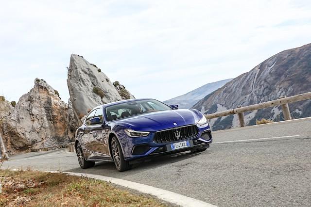 First drive: Maserati Ghibli S. Image by Maserati.
