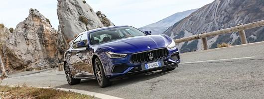Driven: Maserati Ghibli S. Image by Maserati.