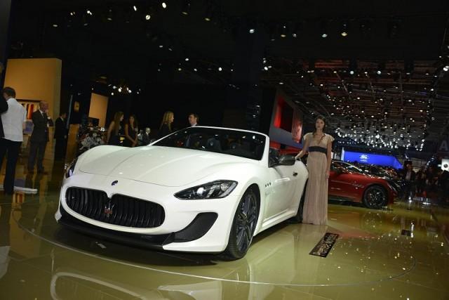 Maserati future plans revealed. Image by Newspress.