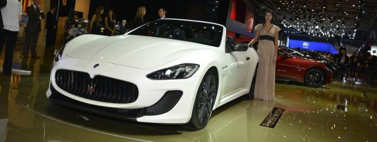 Maserati future plans revealed. Image by Newspress.