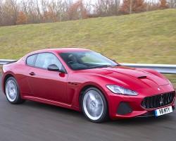 Maserati GranTurismo MC. Image by Maserati.