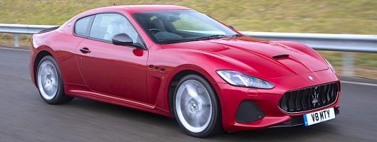 Driven: Maserati GranTurismo MC. Image By Maserati.