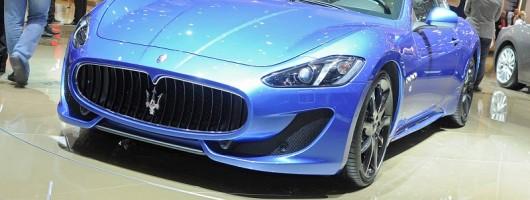 Geneva 2012: Maserati GranTurismo Sport. Image by United Pictures.
