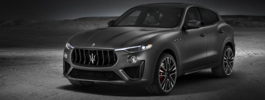 Faster Maserati Levantes coming to the UK. Image by Maserati.