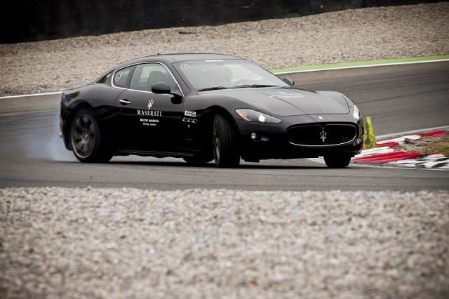 'Master' your Maserati. Image by Maserati.