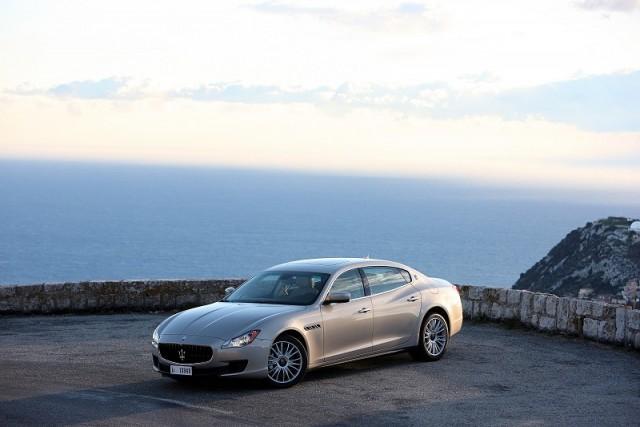 Maserati plans ambitious growth. Image by Maserati.
